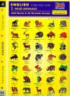 English Find the Pair 5 Wild Animals