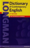 Longman Dictionary of Contemporary English + online access 6th Edition(Oprawa miękka)