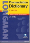 Longman Pronunciation Dictionary oprawa miękka