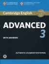Cambridge English Advanced 3 with answers + with audio