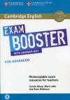 Cambridge English Exam Booster with answer key for advanced + audio do pobrania