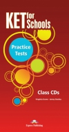 KET for Schools Practice Tests Class CDs