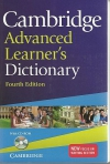 Cambridge Advanced Learner's Dictionary + CD-ROM  4th Edition (oprawa miękka)