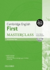 First Masterclass WB Pack with MultiRom&Online Practice Test 2015