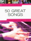 50 great Songs (Really Easy Piano Collection)