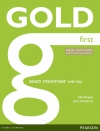 Gold First (New Edition 2015)Exam Maximiser + key