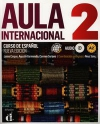 Aula International 2 Nueva Edition + Audio CD poziom A2