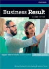 Business Result 2nd Edition Upper-Intermediate Students Book with Online Practice