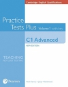 Practice Tests Plus C1 Advanced Volume 1 with key