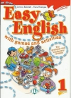 Easy English with Games and Activities 1 + CD