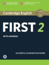 Cambridge English: First 2 with Answers