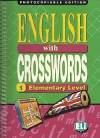 English with Crosswords 1 ( Elementary Level)