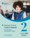 Pearson PTE General - Practice Tests Plus Level 2(B1) + key