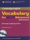 Vocabulary for IELTS Advanced + CD + Answers
