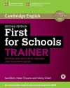 First for School Trainer (2nd edition) with Answers
