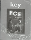 FCE Use of English 2(2015)Key