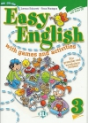 Easy English with Games and Activities 3 + CD