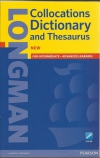 Longman Collocations Dictionary And Thesaurus oprawa miękka