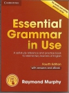 Essential Grammar in Use with answers 4th Edition