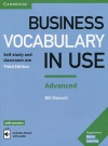 Business Vocabulary in Use 3ed Advanced with answers + audio do pobrania