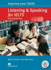 Listening and Speaking for IELTS 4.5-6.0 Podręcznik + odpowiedzi + kod online