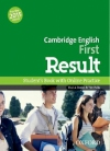 Cambridge English First Result Podręcznik + Online Practice Pack 2015