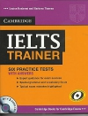 IELTS Trainer + 3 CD's+key