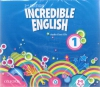 Incredible English (2nd edition) 1 Audio Class CDs
