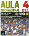 Aula International 4 Nueva Edition + Audio MP3 poziom B2.1