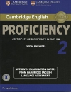 Cambridge English Proficiency 2 + answers + Kod
