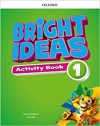 Bright Ideas 1 Activity Book with Online Practice