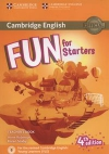 Fun for Starters 4th edition Teacher's Book + Downloadable Audio