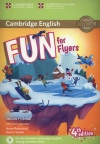 Fun for Flyers 4th edition Student's Book with online Activities