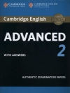 Cambridge English: Advanced  with answers 2