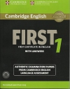 Cambridge English: First 1 + Answers