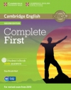 Complete First (2nd edition) Podręcznik + Answers + CD-ROM