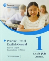 Pearson PTE General - Practice Tests Plus Level 1 (A2) + key
