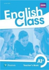 English Class A1+ Teacher's Book plus DVD+Class CDs+kod do Active Teach