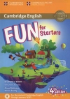 Fun for Starters 4th edition Student's Book + Online Activities