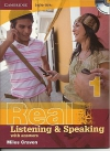Real Listening & Speaking 1 + Answers + CD