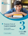 Pearson PTE General - Practice Tests Plus Level 3(B2) + key