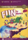 Fun for Movers 4th edition Student's Book with online Activities