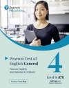 Pearson PTE General - Practice Tests Plus Level 4(C1) + key