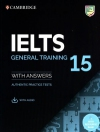 IELTS 15 General Training Student's Book with Answers