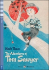 The Adventures of Tom Sawyer + CD (Level pre-intermediate)