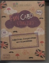 Fun Card English Adjectives, Comparatives and Superiatives