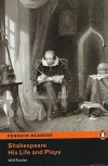 Shakespeare His Life and Plays + CD Level 4
