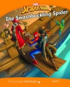 Spider-Man The Swashbuckling Spider