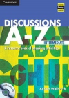 Discussions A-Z Intermediate A resource book of speaking activities
