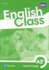 English Class A2+. Książka nauczyciela + CD + DVD + kod do ActiveTeach
